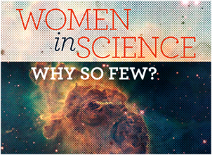 Picture: Meg Urry, Yale University, Women in Science: Why So Few?