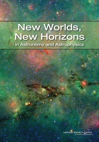Picture: Discussion on the Mid-Decadal review, New Worlds, New Horizons in Astronomy and Astrophysics
