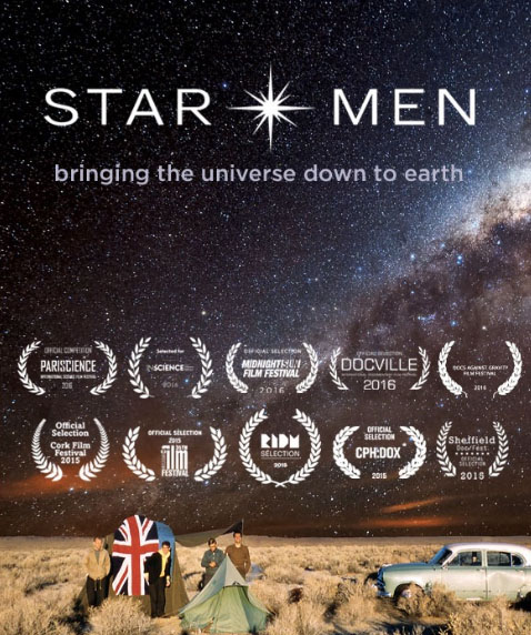 Picture: Screening & Discussion: STARMEN
