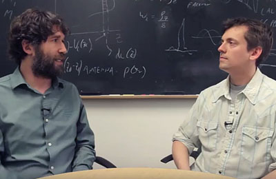 KICP member Daniel Holz discusses Gravitational Waves on PBS' The Good Stuff