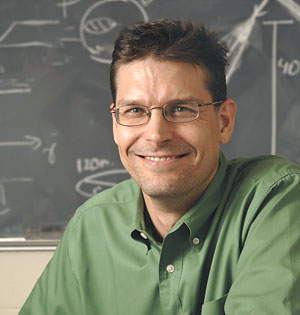 Prof. Scott Wakely, Director of the Enrico Fermi Institute