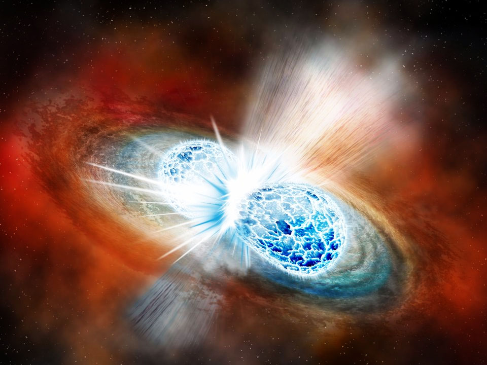 Picture: Zoheyr Doctor: Hearing and Seeing the Universe: Results from Gravitational-Wave and Optical Studies of Merging Neutron Stars and Black Holes