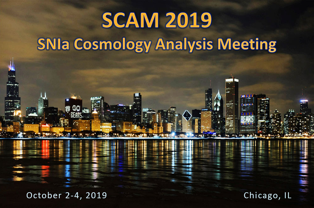 Picture: SCAM-2019: SNIa-Cosmology Analysis Meeting