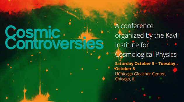 Picture: Conference: Cosmic Controversies