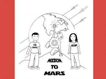 Picture: Mission to Mars: Engineering Design Process, Yerkes Summer Institute