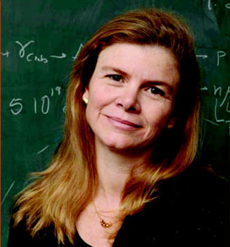 Angela Olinto will serve a second consecutive term as Chair of Astronomy & Astrophysics