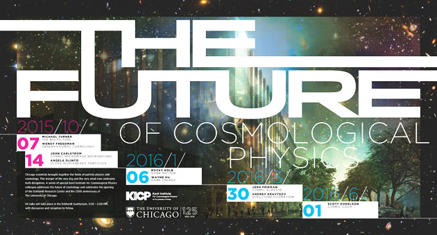 Picture: The Future of Cosmological Physics: Scott Dodelson, Cosmic Coda