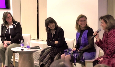 TCN Panel on Space: Wendy Freedman and Angela Olinto