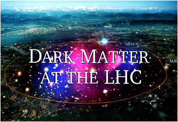 Picture: Dark Matter at the LHC