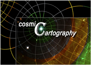 Picture: Cosmic Cartography: Mapping the Universe from the Big Bang to the Present