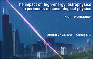 Picture: The impact of high-energy astrophysics experiments on cosmological physics