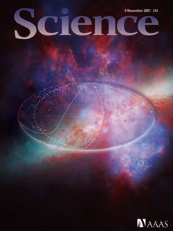 Auger Collaboration - Correlation of Highest-Energy Cosmic Rays with Nearby Extragalactic Objects Cover article in Science