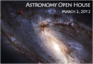 Picture: Astronomy Open House