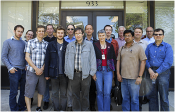 Picture: Supernova Hub hosts the JLA (SDSS+SNLS) collaboration meeting