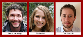The KICP will welcome 3 new Fellows in the Autumn of 2014