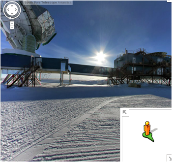 SPT Google Trekker Photos
