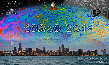 Picture: COSMO-2014: International Conference on Particle Physics and Cosmology