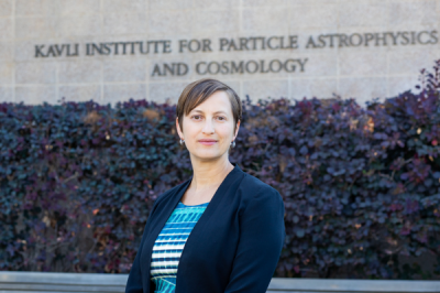 Risa Wechsler, former KICP fellow  <i>Image credit: Dawn Harmer/SLAC National Accelerator Laboratory</i>