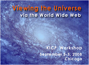 Picture: Viewing the Universe via the World Wide Web