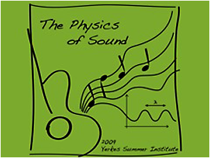 Picture: The Physics of Sound, Yerkes Summer Institute